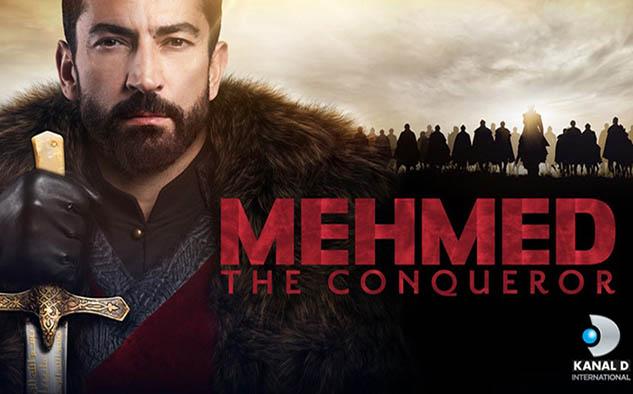 """""""Mehmed, the conqueror"""" es un drama histórico distribuido por Kanal D."""
