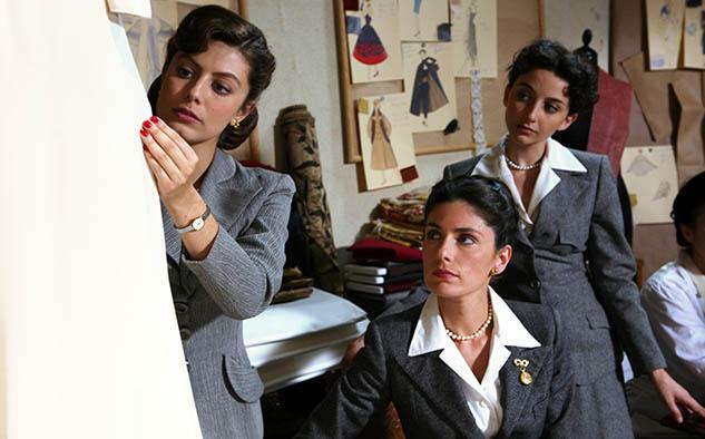 Las hermanas Fontana, responsables de exportar el estilo italiano en los años 50 y 60.