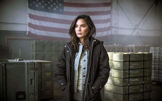Gina Cline, un nuevo personaje que se une al elenco de esta temporada, es interpretado por la actriz Olivia Munn.