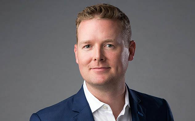 Leo Resig, cofundador y CEO de Atmosphere.