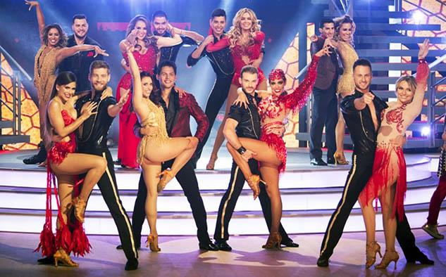 """""""Mira quién baila"""", exitoso talent show, se ubicó como el programa dominical de mayor audiencia en México y en la TV latina en EEUU."""