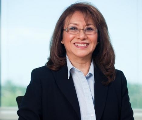 """María Teresa Velasco, gerente de Educación y Relaciones Institucionales de DLA/USH.""""Este premio representa una enorme oportunidad para mostrar qué tan lejos hemos llegado y hacia dónde queremos llegar""""."""