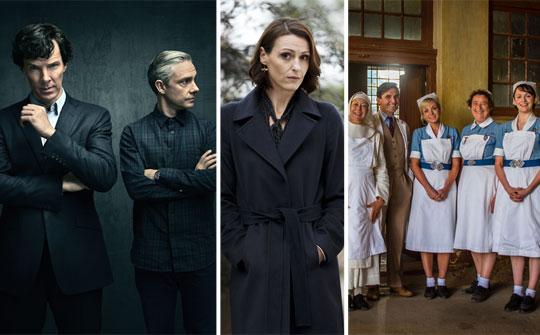 Sherlock, Doctor Foster, Call the Midwife, entre las series más vendidas por BBC Worldwide