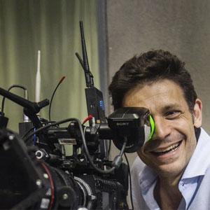 Daniel Burman, creador y director de Oficina Burman desarrollaran contenidos con el Grupo Mediapro