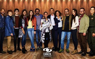 Claqueta Para La Ley Secreta Nueva Serie De Caracol Television The Daily Television