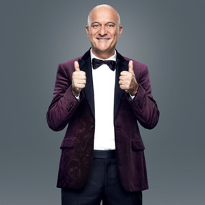 La versión italiana de Kid's Got Talent será presentada por Claudio Bisi