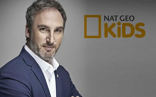 Diego Reck, VP ejecutivo de National Geographic Partners en América Latina