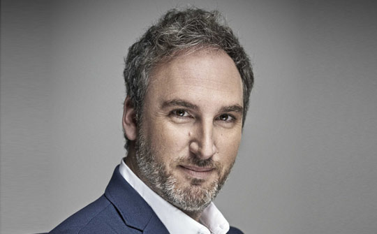 Diego Reck, VP ejecutivo de National Geographic Partners en LatAm