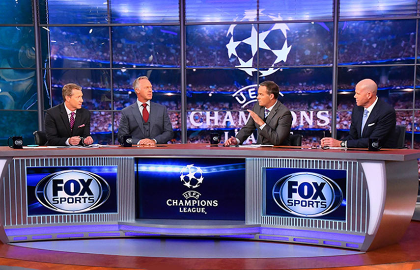 "FOX Sports ""lideró la TV paga panregional siendo lo más visto del segmento"", según la medidora."