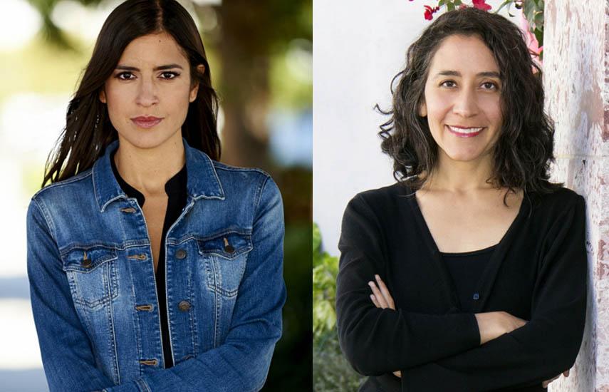 Camila Jiménez y Silvana Aguirre, cofundadoras de The Inmigrant.