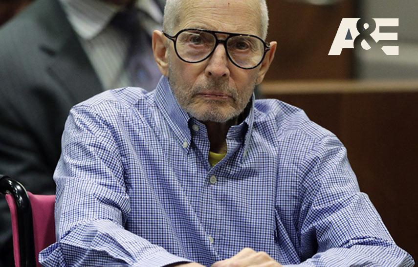Robert Durst, magnate inmobiliario que confesó en TV ser autor de una matanza