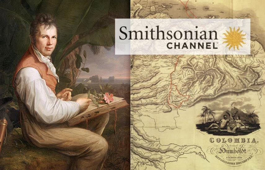 """La historiadora Andrea Wulf, autora del libro """"The Invention of Nature"""" presentará el filme sobre Alexander von Humboldt."""