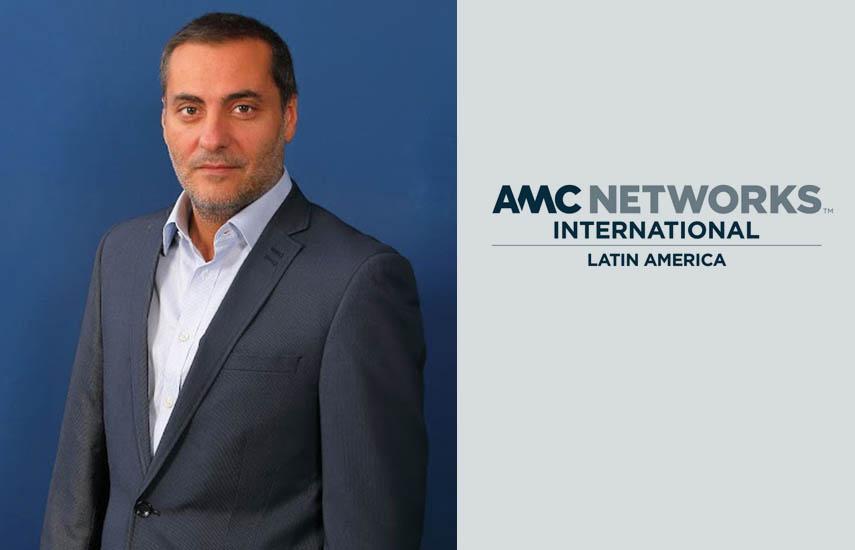 Ricardo Debén, VP ejecutivo y director general de AMC Networks Latin America.