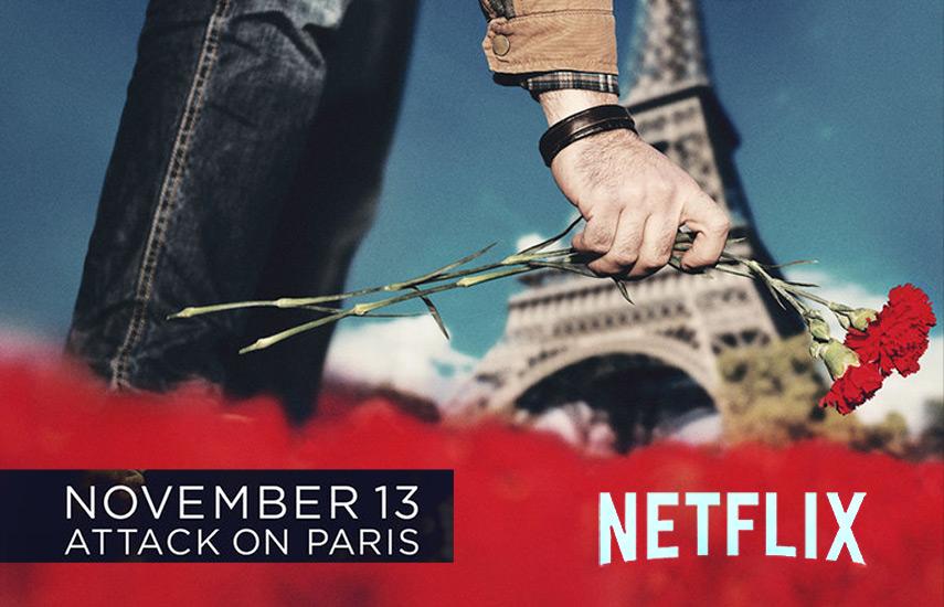 November 13: Attack on Paris está realizada a partir de unos 40 testimonios recogidos de sobrevivientes y rescatistas intervinientes en la noche del atentado del 13 de noviembre de 2015 en París.