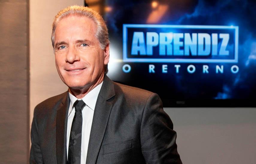"""Roberto Justus, inversionista y empresario brasileño, conductor de """"El Aprendiz""""."""