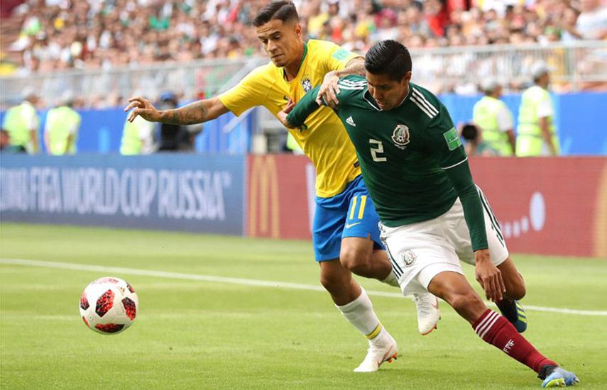 Otros datos brindados por la compañía, son las plataformas digitales, tanto web como apps, en donde el partido México vs. Brasil registró un total de 2.403.201 usuarios únicos y 3.639.424 reproducciones. (Foto: Televisa Deportes)