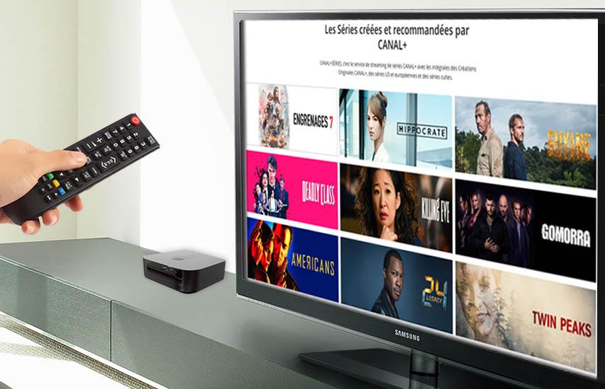 Canal+ aprendió una lección clave del rendimiento de CanalPlay: que el nuevo contenido es crucial para el éxito del servicio de streaming.