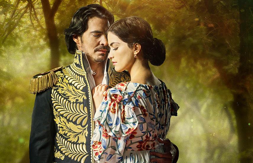 Caracol le ha confiado a la empresa el doblaje al inglés de Bolívar, uno de los grandes éxitos latinoamericanos de los últimos tiempos.