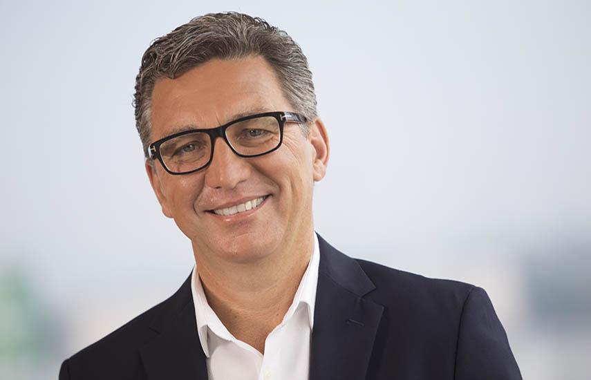 """Carlos Moltini, CEO de Telecom Argentina: """"La compañía va a seguir invirtiendo fuertemente porque necesita tener una infraestructura diferencial, ya que es un pilar en el desarrollo del negocio""""."""