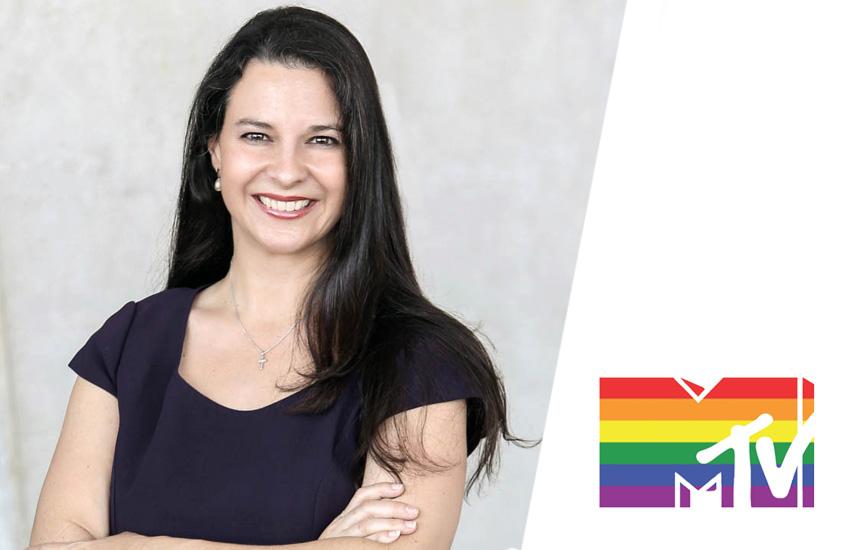 Claudia Franklin, VP sénior de Comunicación y Responsabilidad Social Corporativa para Viacom International Media Networks Americas.