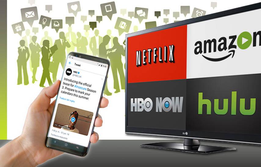Los algoritmos de recomendación personalizados impulsados por inteligencia artificial ayudan a conectar el contenido con las audiencias .