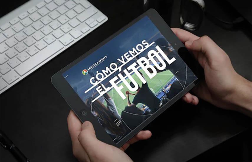 El negocio del fútbol en TV mapeado por BB y Analítica Sports