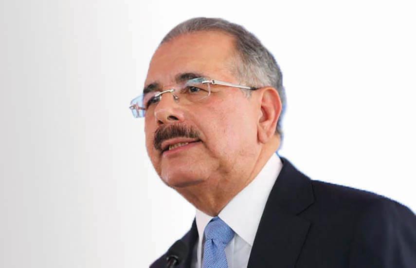 Danilo Medida, presidente de República Dominicana.