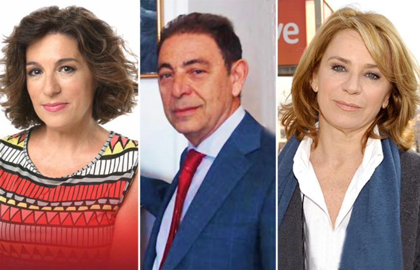 Paloma Zuriaga, asume la dirección de RNE, Federico Montero Hita como nuevo director general corporativo y Elena Sánchez Caballero, nueva secretaria general corporativa.