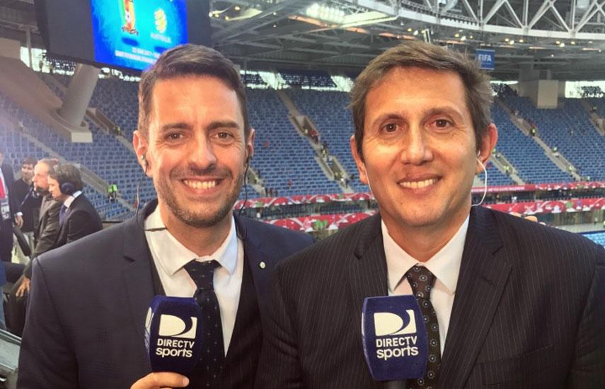 Pablo Giralt y Juan Pablo Varsky