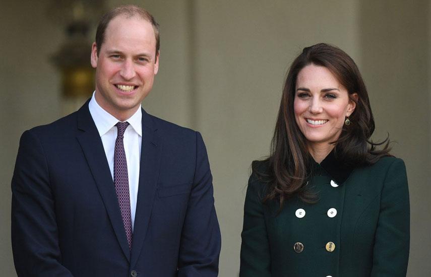 Guillermo y Catalina, duques de Cambrigde.