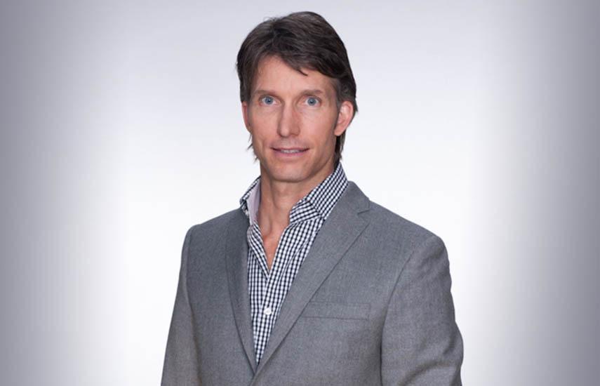 Bruce Boren, CEO interino de THR3 Media Group.