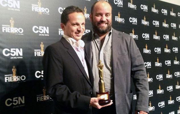 Tercer Martín Fierro consecutivo para SportsCenter de ESPN