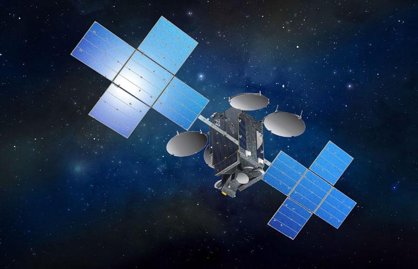 Eutelsat 7C, construido por SSL, será enviado al espacio en 2018
