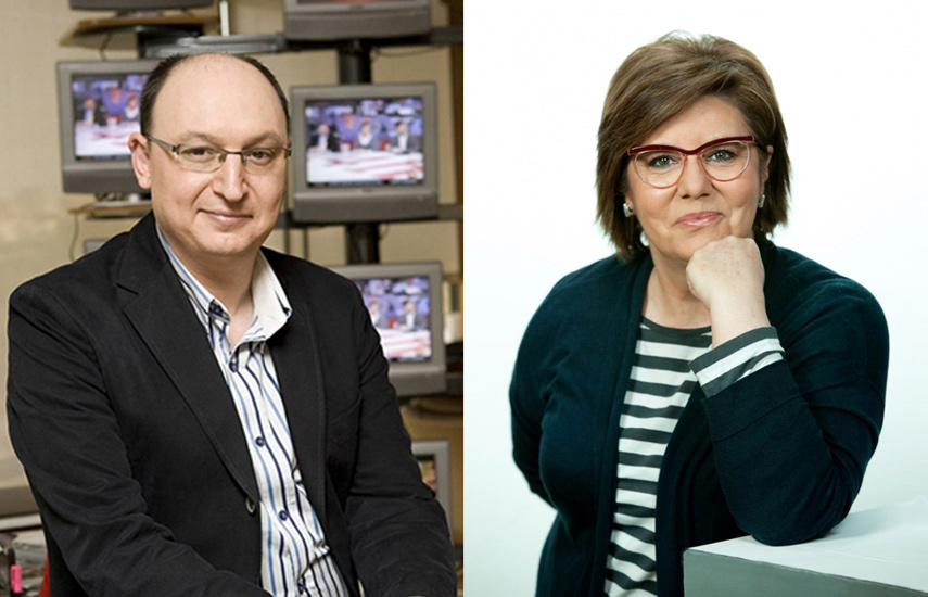 Fran Llorente, es el nuevo director de Proyectos y Estrategia, y María Escario, presentadora del Telediario durante veintidós años ininterrumpidos, pasa a ser la directora de Comunicación y Relaciones Institucionales.