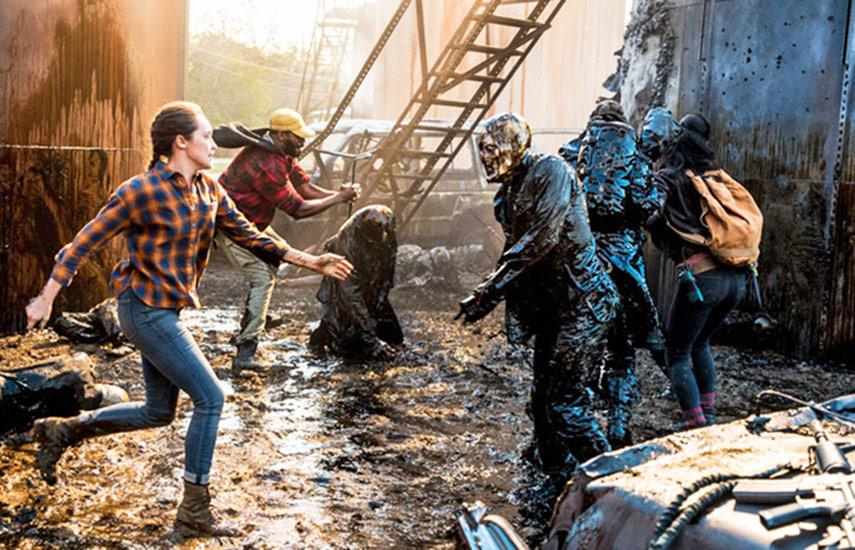 El seriado se ha convertido en EEUU en el tercer drama más visto entre adultos de 18 a 54 años, alcanzando cifras de dos dígitos de rating en la primera parte de la cuarta temporada.