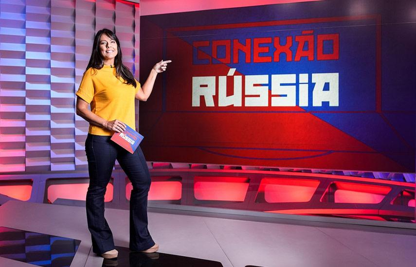 Fabiola Andrade, presentadora de TV