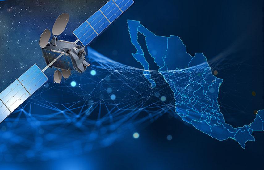 La alianza permitirá ofrecer ON, nuevo servicio de banda ancha satelital que beneficiará a las regiones remotas de México.