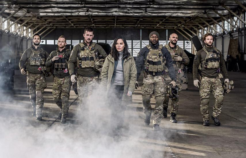 El drama, creado y escrito por el nominado al Premio de la Academia William Broyles y David Broyles, militar veterano de operaciones especiales; estuvo entre los más vistos en 2017