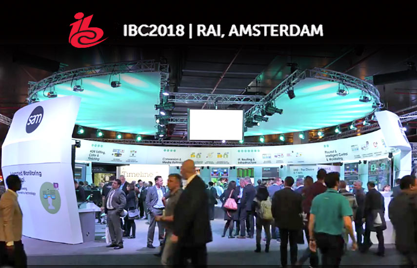 IBC es el evento de medios, entretenimiento y tecnología más influyente del mundo, que atrae a más de 57 000 asistentes de más de 170 países
