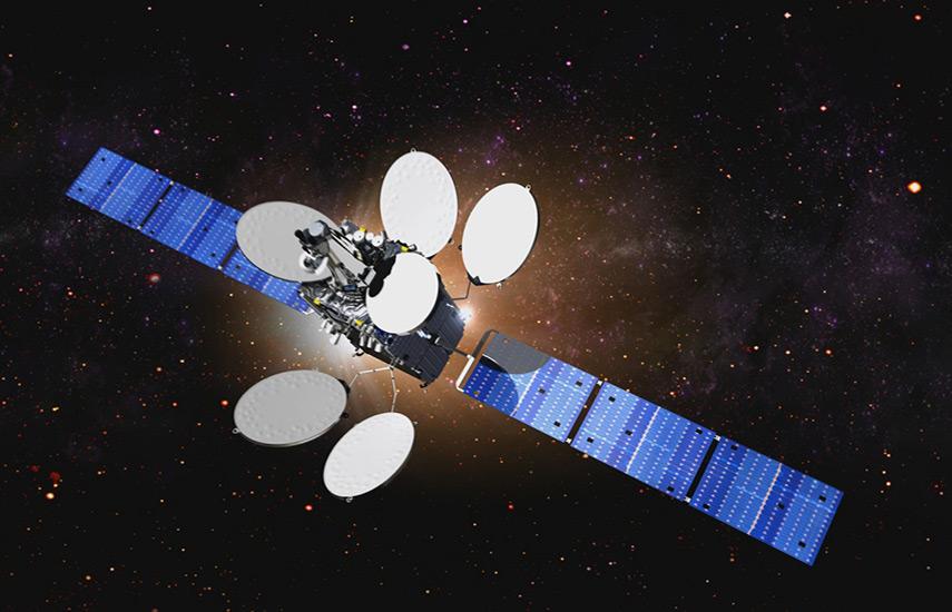 Satélite Intelsat 35e