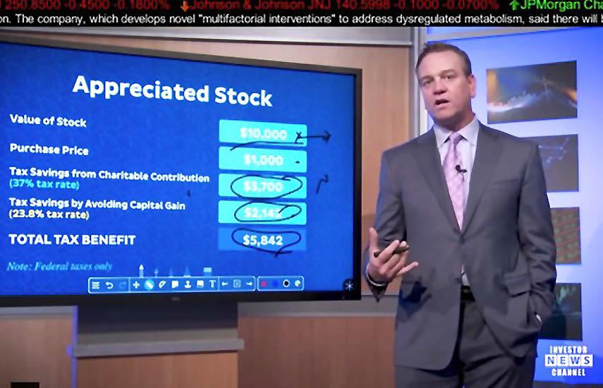 El canal presenta contenido de algunos de los grandes nombres en el espacio financiero: Zacks Investment Research, Midas Letter, Kris Krohn y más.