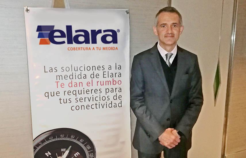 Jorge Villarreal Schutz, CEO de Elara Comunicaciones.