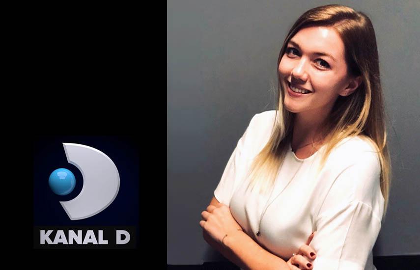 Dilara Kervancıoğlu, encabeza ahora la división operativa, RRPP y marketing de Kanal D International.