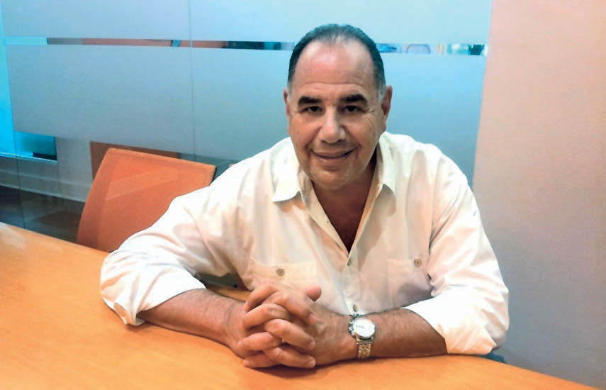 Ken Lorber, presidente y CEO de The Kitchen International.