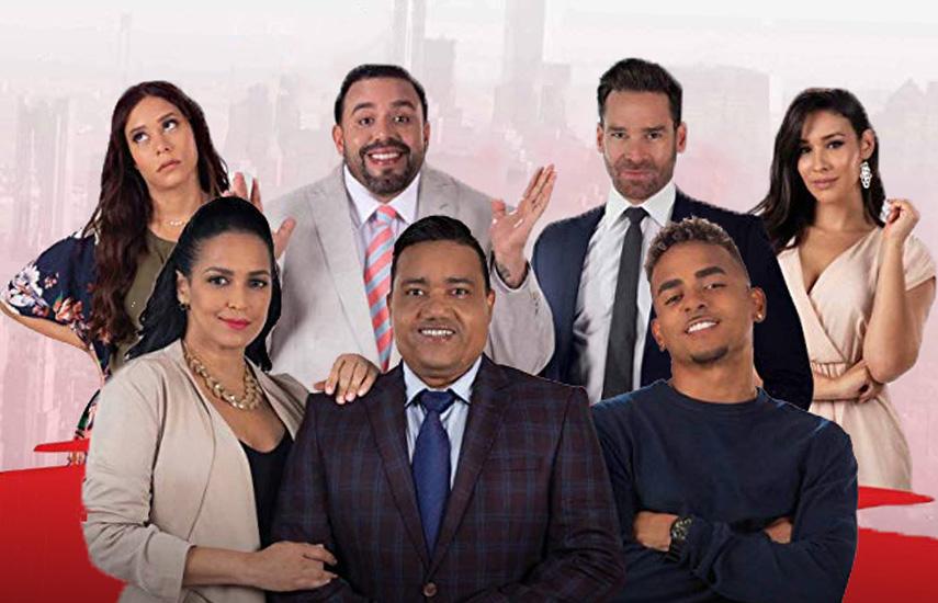 Con la participación de algunos de los actores y comediantes más reconocidos de la República Dominicana y Puerto Rico, el seriado televisivo les da la oportunidad a los fanáticos de la franquicia de tener un vistazo exclusivo sobre la nueva película y sobre sus protagonistas.
