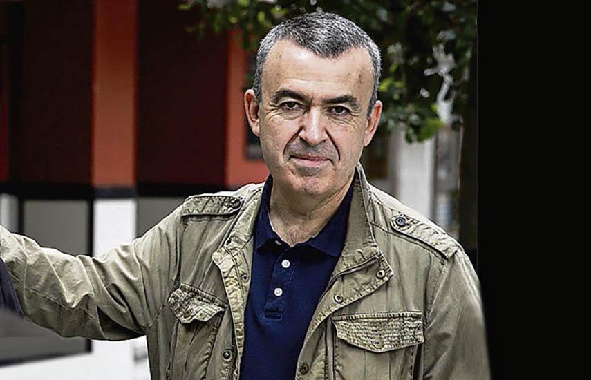 Lorenzo Silva, uno de los best sellers más vendidos de la escena creativa española, también tiene experiencia como guionistas de series y documentales.