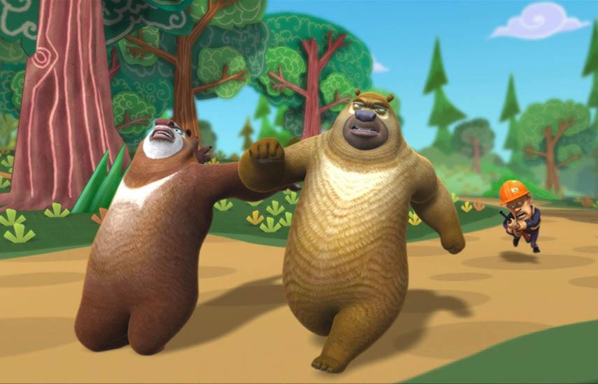 La serie de los hermanos Boonie fue lanzada en la república de China en el 2012 y rápidamente se convirtió en el programa para niños de mayor popularidad en todo el país.