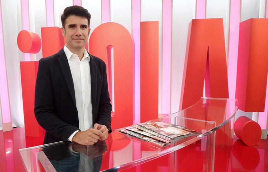 """Marcos Pérez, CEO de ¡Hola! TV: """"""""Estamos muy satisfechos de asociarnos a Liberty y poder ampliar nuestra presencia en Puerto Rico""""."""