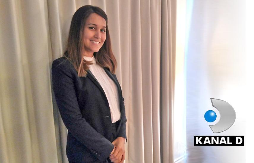 Mikaela Pérez, ejecutiva de ventas para las Américas de Kanal D