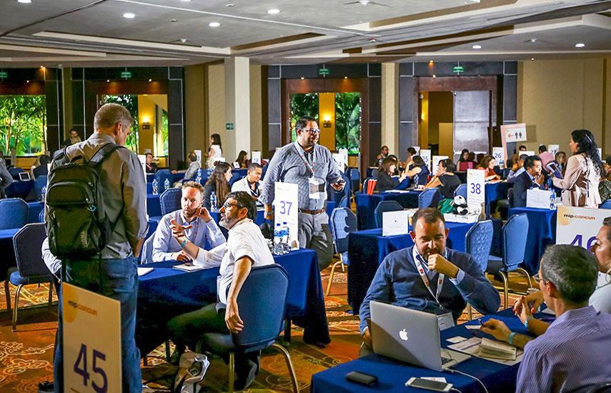 La edición 2017 atrajo a 700 participantes de 47 países, representando a 470 compañías, y generó más de 4.900 reuniones durante tres días de oportunidades de negocios.